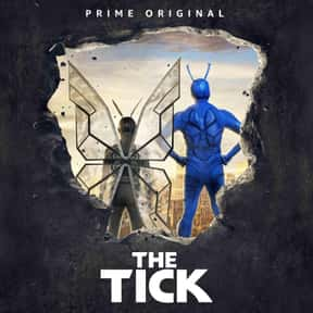 The Tick is listed (or ranked) 1 on the list The Best Amazon Original Comedy Shows