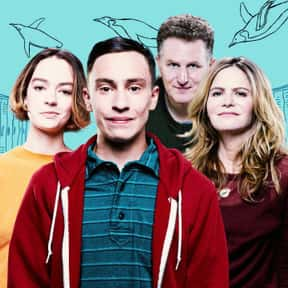 Atypical is listed (or ranked) 19 on the list The Best Current TV Shows No One Is Watching