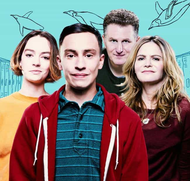 Atypical is listed (or ranked) 2 on the list What to Watch If You Love 'Gilmore Girls'