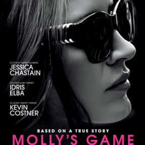 Molly's Game is listed (or ranked) 6 on the list The Best Poker Movies