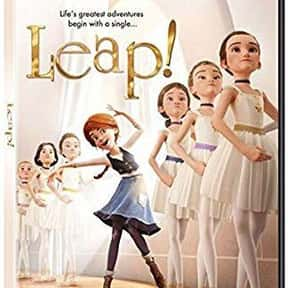 Leap! is listed (or ranked) 25 on the list Good Movies for 4-Year-Olds