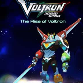 Voltron: Legendary Defender is listed (or ranked) 15 on the list The Best TV Reboots & Revivals