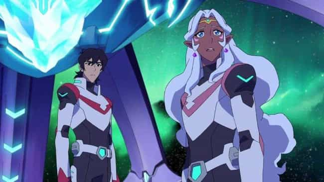 Voltron: Legendary Defender is listed (or ranked) 3 on the list The 13 Best Anime Like RWBY