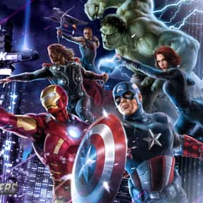 Avengers is listed (or ranked) 2 on the list The Best Superhero Teams & Groups