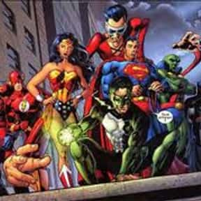 Justice League is listed (or ranked) 4 on the list The Best Superhero Teams & Groups