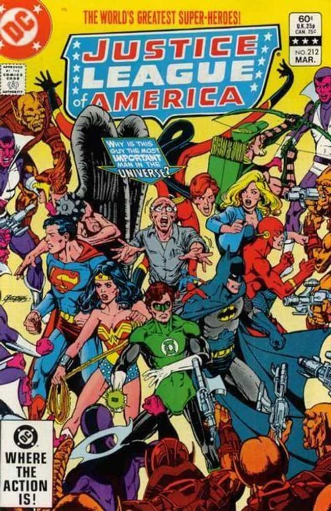Justice League is listed (or ranked) 4 on the list The Most Popular Superhero Teams By Comic Book Appearances