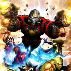 Guardians of the Galaxy is listed (or ranked) 3 on the list The Best Superhero Teams & Groups