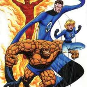 The Fantastic Four is listed (or ranked) 16 on the list The Best Superhero Teams & Groups