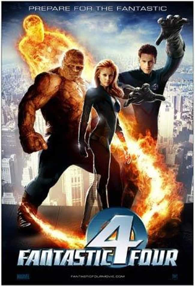 Fantastic Four is listed (or ranked) 3 on the list The Most Popular Superhero Teams By Comic Book Appearances