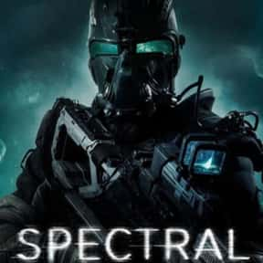 Spectral is listed (or ranked) 2 on the list The Best Netflix Original Sci-Fi Movies