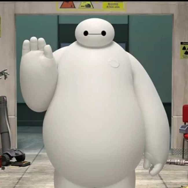 Baymax is listed (or ranked) 4 on the list 15 Comic Book Characters Who Are Way Stronger Than They Get Credit For