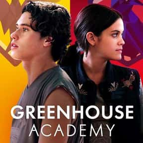 Greenhouse Academy is listed (or ranked) 9 on the list The Best Netflix Original Kids Shows