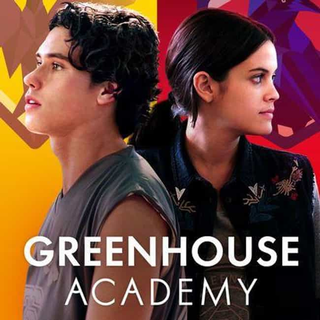 Greenhouse Academy is listed (or ranked) 6 on the list What to Watch If You Love 'The Good Doctor'