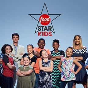 Food Network Star Kids is listed (or ranked) 15 on the list The Most Exciting Reality Competition Shows Ever Made