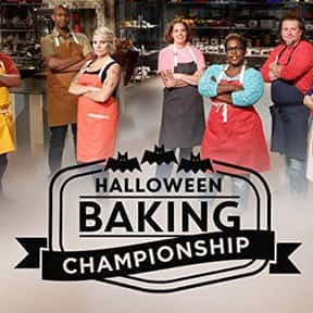 Halloween Baking Championship is listed (or ranked) 8 on the list The Best Baking Competition Shows Ever Made