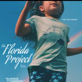 The Florida Project is listed (or ranked) 2 on the list What's the Best Florida Movie of All Time?