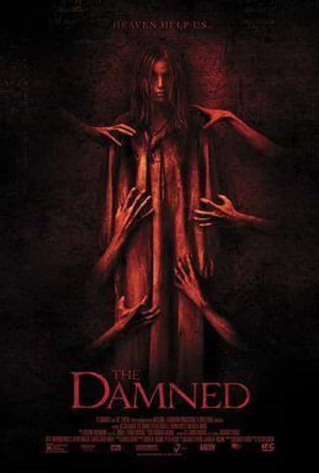 The Damned is listed (or ranked) 3 on the list Pretty Good Movies About Demons Worth Watching On A Saturday Night