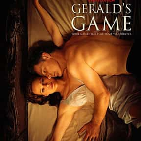 Gerald's Game is listed (or ranked) 6 on the list The Best Netflix Original Thriller Movies