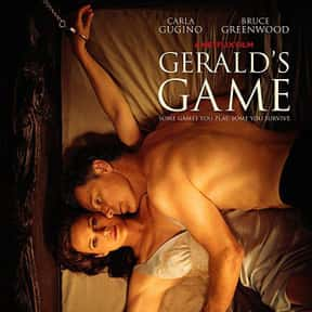 Gerald's Game is listed (or ranked) 3 on the list The Best Netflix Original Horror Movies