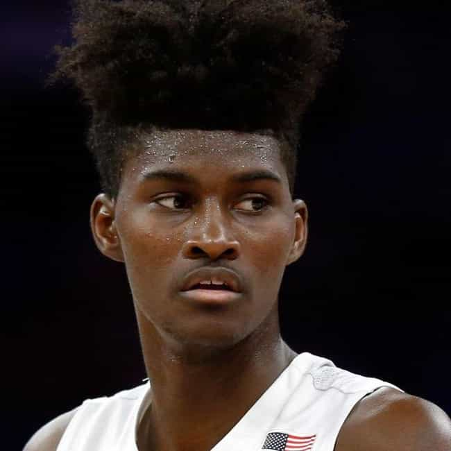 Jonathan Isaac is listed (or ranked) 3 on the list The Coolest Hairstyles In The NBA Today
