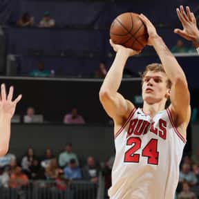 Lauri Markkanen is listed (or ranked) 18 on the list The All-Around Best Athletes of 2018