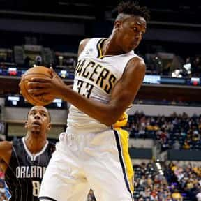 Myles Turner is listed (or ranked) 5 on the list The Best NBA Centers Right Now