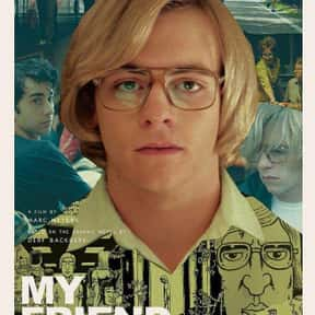 My Friend Dahmer is listed (or ranked) 16 on the list Every Comic Book Movie From 2017, Ranked