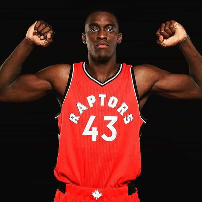 Pascal Siakam is listed (or ranked) 1 on the list The Best Toronto Raptors First-Round Picks In The NBA Draft
