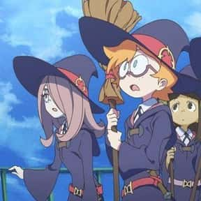 Little Witch Academia is listed (or ranked) 22 on the list The Very Best Anime for Kids