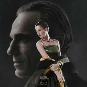 Phantom Thread is listed (or ranked) 12 on the list The Best New Drama Films of the Last Few Years