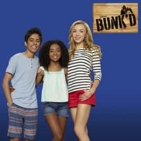 Bunk'd is listed (or ranked) 5 on the list Good TV Shows for 12 Year Olds