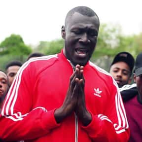 Stormzy is listed (or ranked) 7 on the list The Best British Rappers of All Time