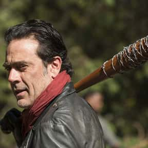 Negan is listed (or ranked) 12 on the list The Best Walking Dead Characters, Ranked