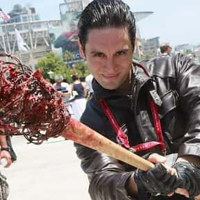 Negan is listed (or ranked) 13 on the list The Best TV Villains Of All Time