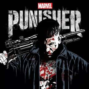 The Punisher is listed (or ranked) 16 on the list The Best Comic Book & Superhero Shows of All Time