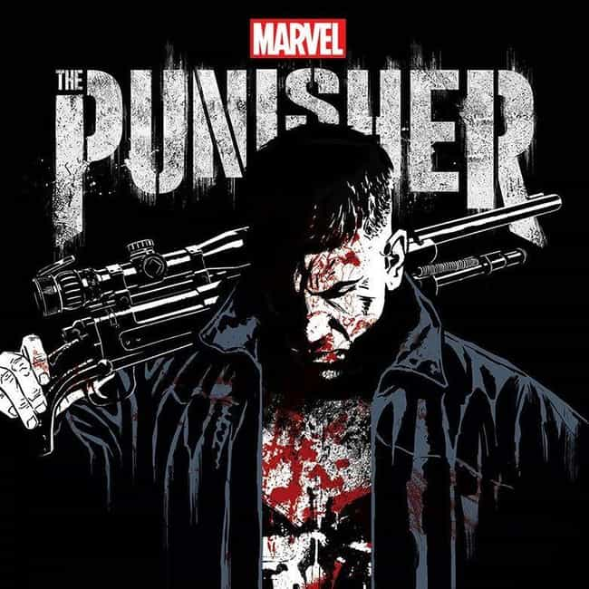 The Punisher is listed (or ranked) 3 on the list What to Watch If You Love 'The Walking Dead'
