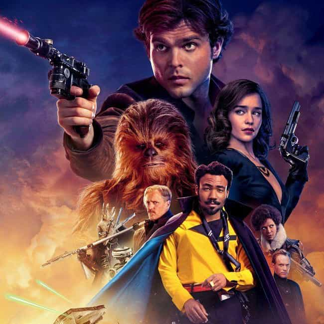 Solo: A Star Wars Story is listed (or ranked) 2 on the list The Best Ensemble Casts of 2018