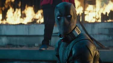 In 'Deadpool 2,' Wade Jokingly is listed (or ranked) 1 on the list 16 Movies That Slyly Reference Their Stars' Iconic Roles