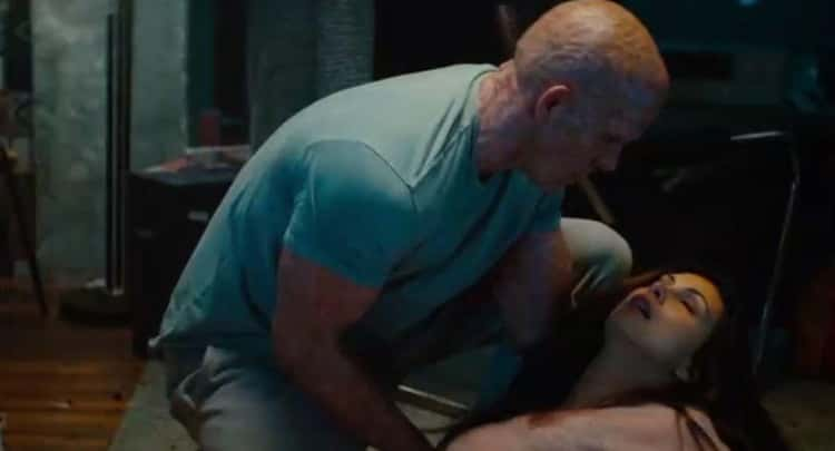 Vanessa In 'Deadpool 2'