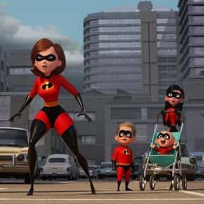 Incredibles 2 is listed (or ranked) 5 on the list Which People And Films Will Win Oscars In 2019?