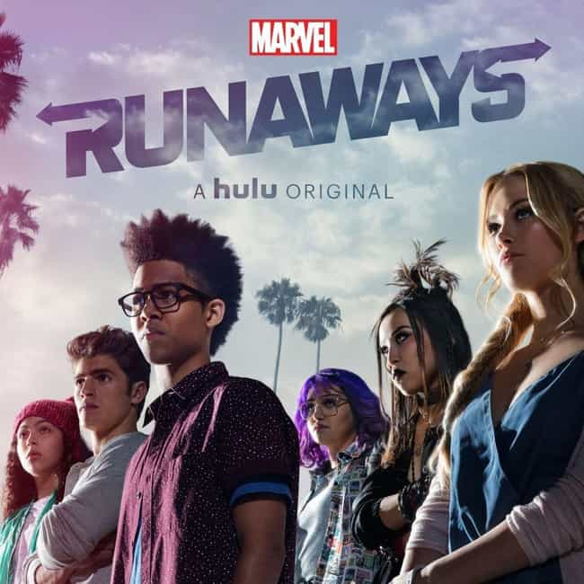 Runaways is listed (or ranked) 3 on the list What to Watch If You Love 'Jessica Jones'