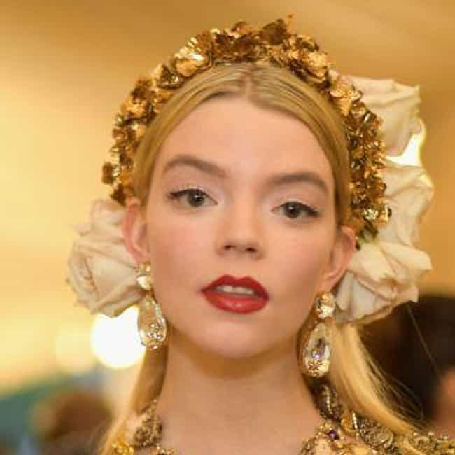 Anya Taylor-Joy is listed (or ranked) 4 on the list Famous Women Who Look Like Dolls