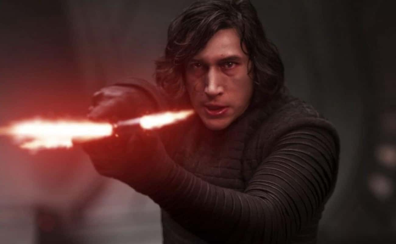 Kylo Ren Is 29 During 'The Force Awakens'