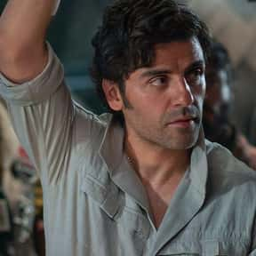 Poe Dameron is listed (or ranked) 12 on the list Which 'Star Wars' Character Is The Best Skateboarder?