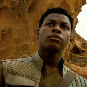 Finn is listed (or ranked) 18 on the list Which 'Star Wars' Character Is The Best Skateboarder?