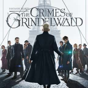 Fantastic Beasts: The Crimes o is listed (or ranked) 19 on the list Good Movies for 12 Year Olds
