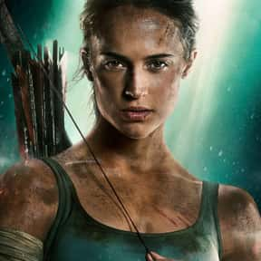Tomb Raider is listed (or ranked) 13 on the list The Best New Adventure Movies of the Last Few Years