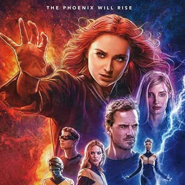 Dark Phoenix is listed (or ranked) 2 on the list The Best Sophie Turner Movies