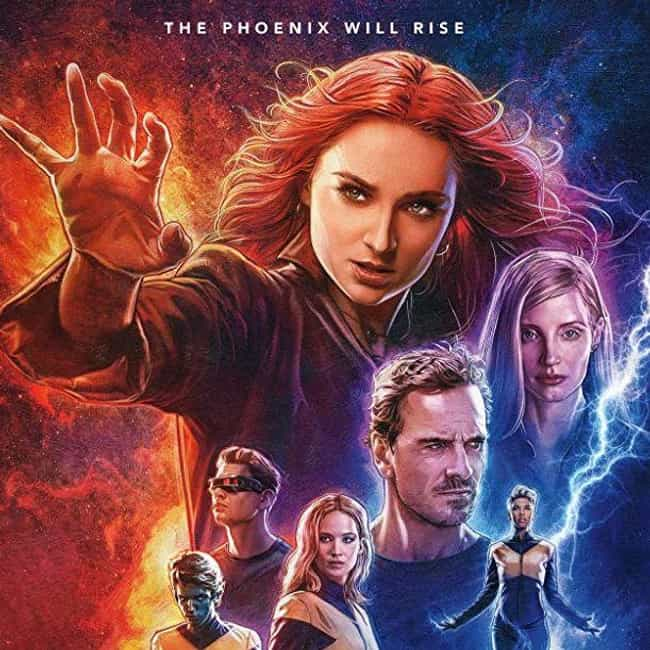 Dark Phoenix is listed (or ranked) 1 on the list The Best Sophie Turner Movies
