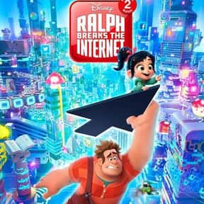 Ralph Breaks the Internet: Wre is listed (or ranked) 11 on the list The Greatest Animated Sci Fi Movies